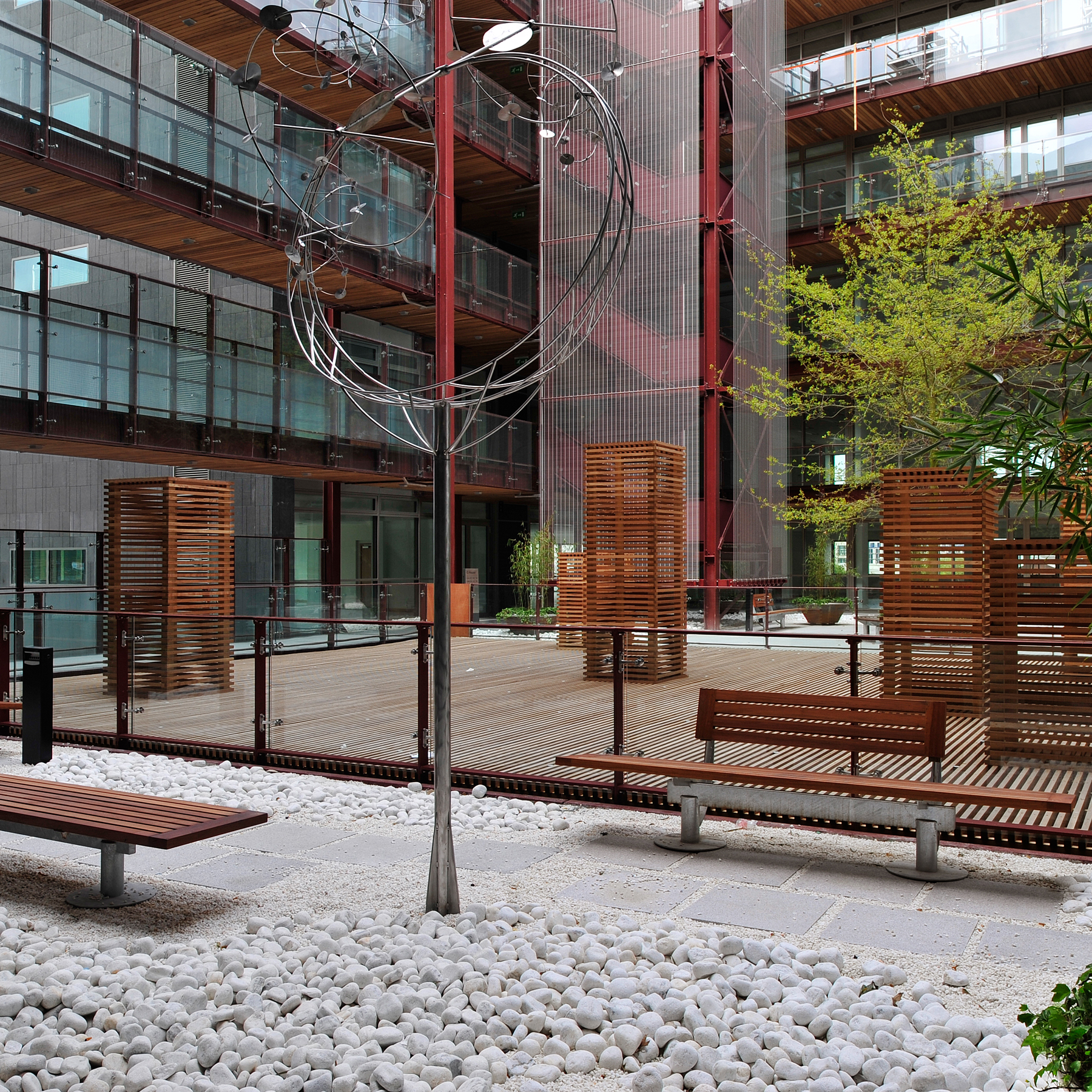 Sustainable and Inspiring - We are dedicated to creating sustainable high-quality buildings in London and in Dublin that will prove to be inspiring places for people to work and live.