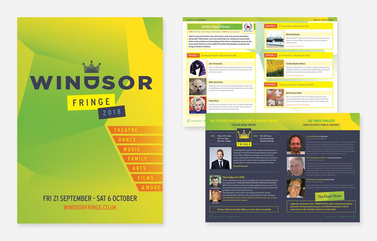 Openhouse Creative Print and Brochure Design