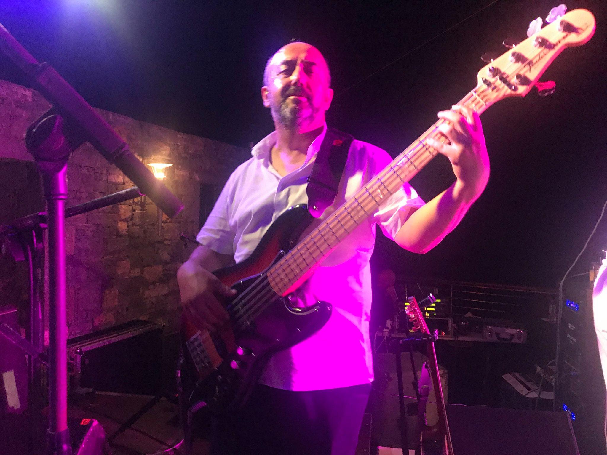 Eduart Halili - Bass