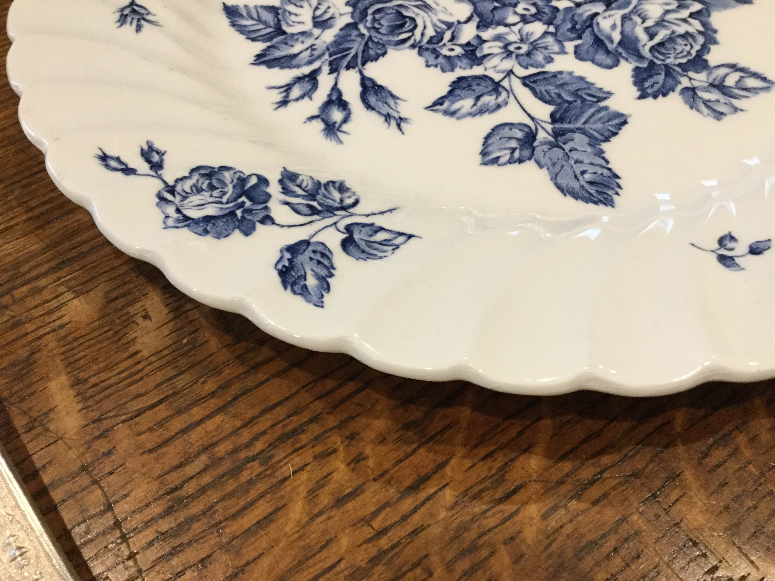 Mismatch Vintage Place Settings – Pricing available at request
