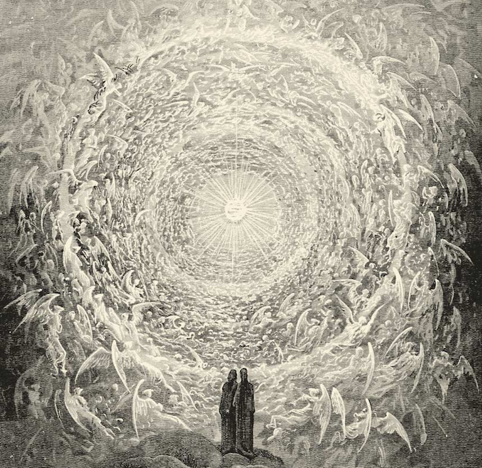 Gustave Doré,  The Beatific Vision .