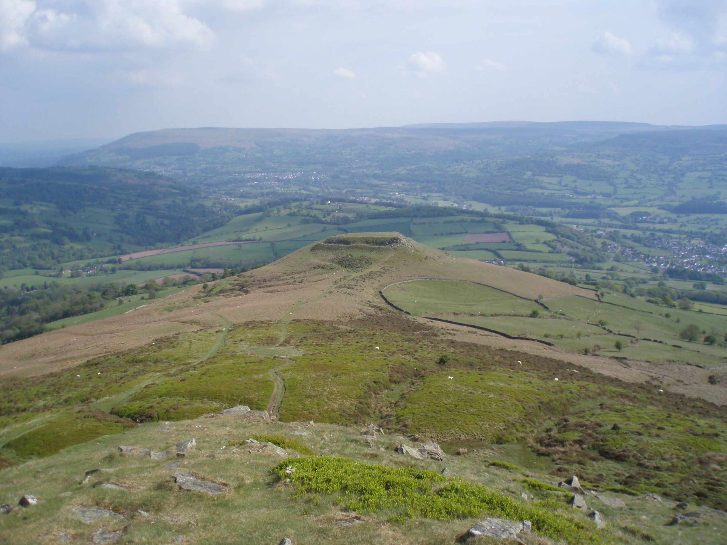 Iron Age Hill fort – Table Mountain