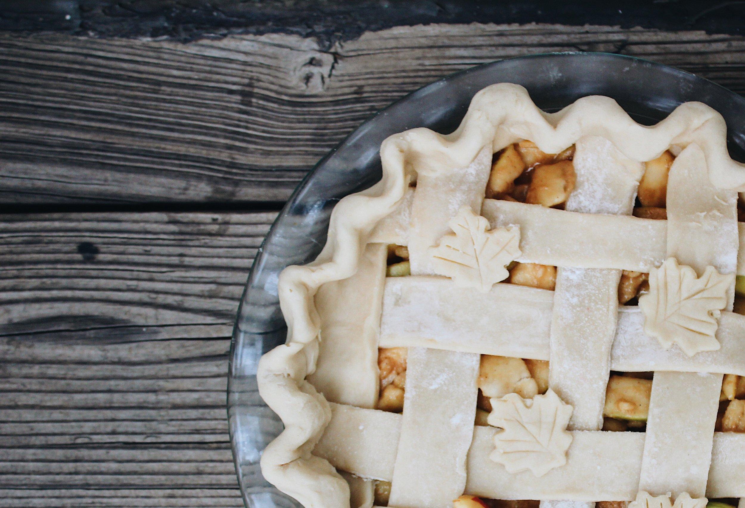pre-bake apple pie 2