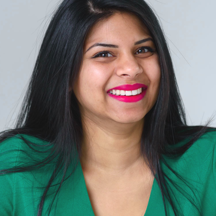 Archana    Project assistant   Social worker and life of the party, Archana is a real chatterbox. She started out with us as an intern and is now part of the JCP family, assisting on various projects. You have never met anyone as picky with food as she is.