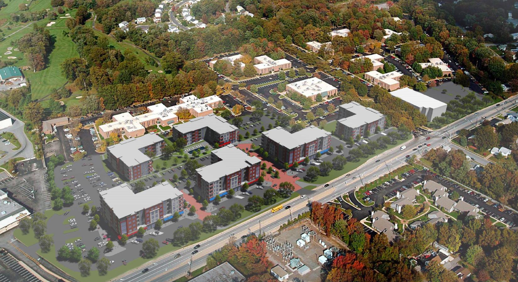Concord Plaza Wilmington, DE