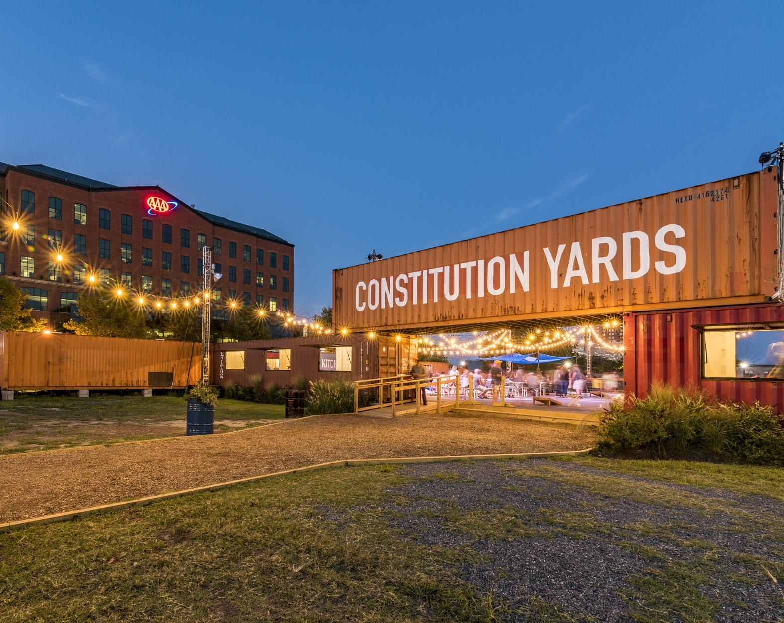 Constitution Yards Wilmington, DE