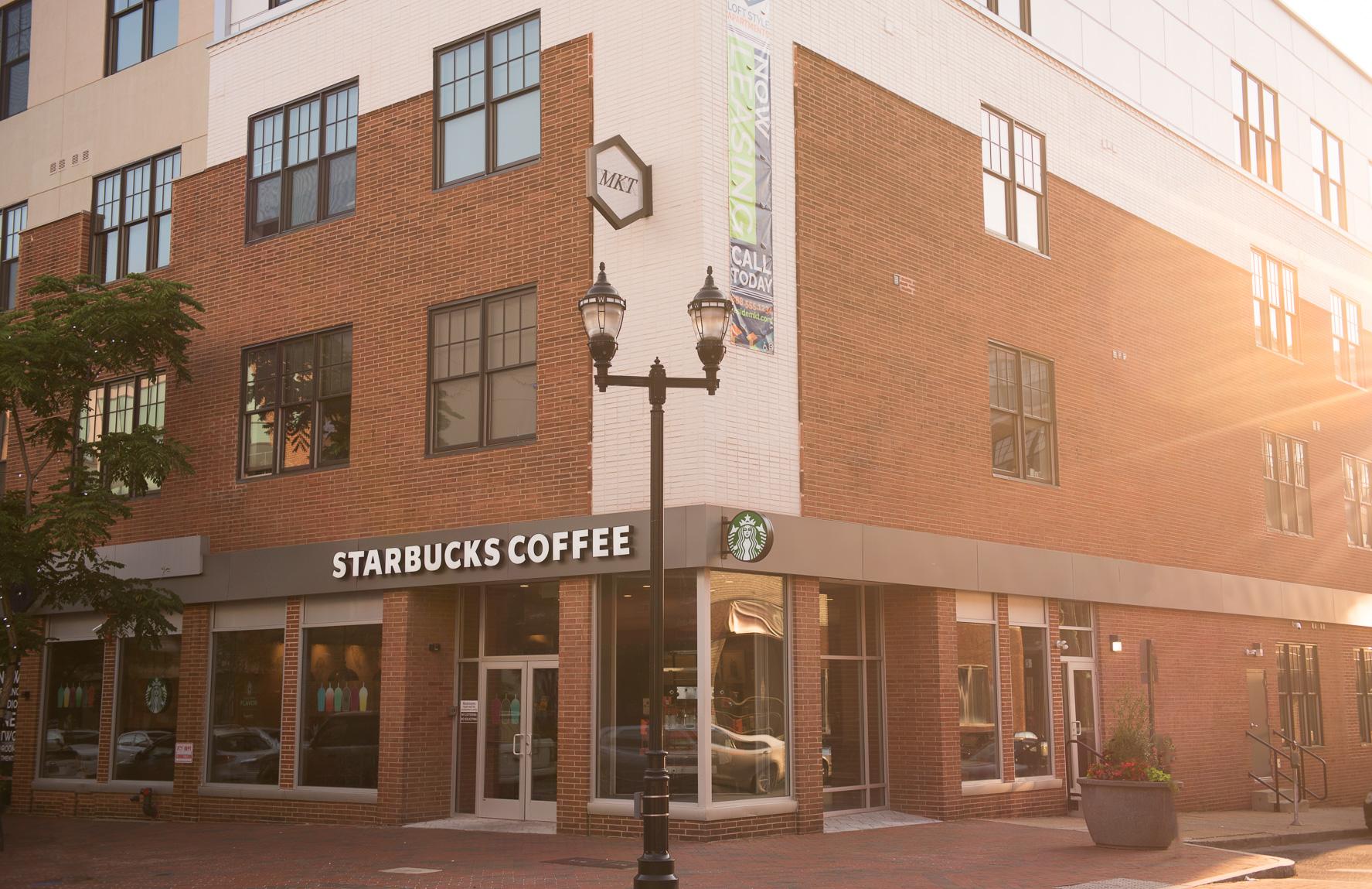 Starbucks at 629 Market Street Wilmington, DE