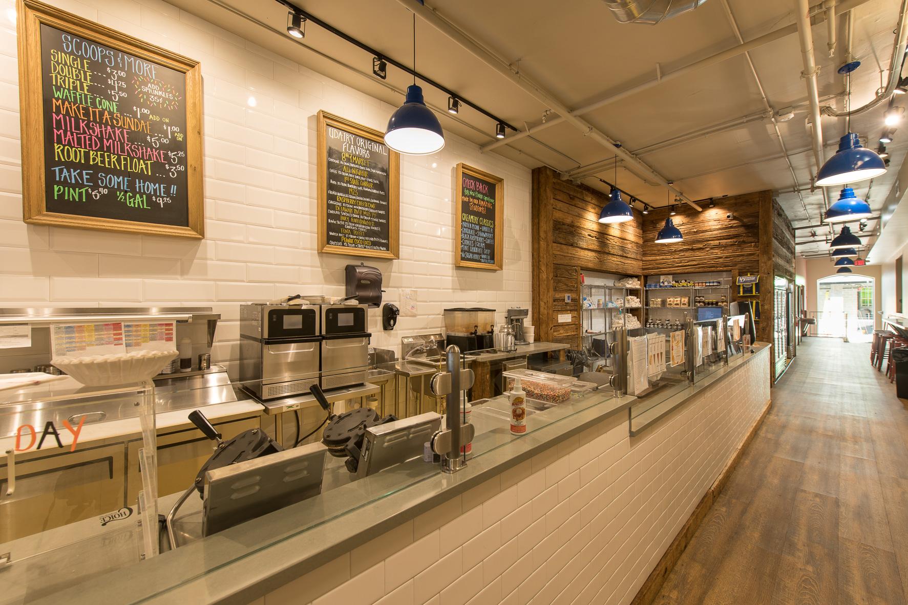 UDairy Creamery at 815 Market Street Wilmington, DE