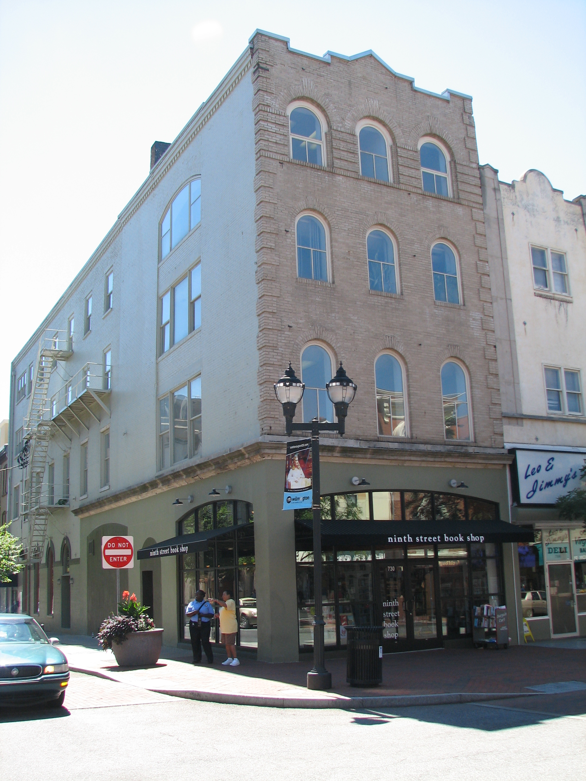 Ninth Street Book Shop at 730 Market Street Wilmington, DE