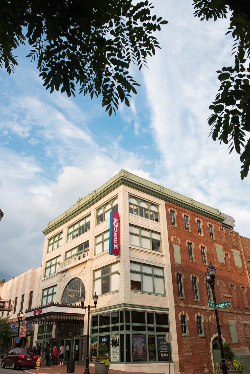 The Queen Theatre 500 N Market Street Wilmington, DE