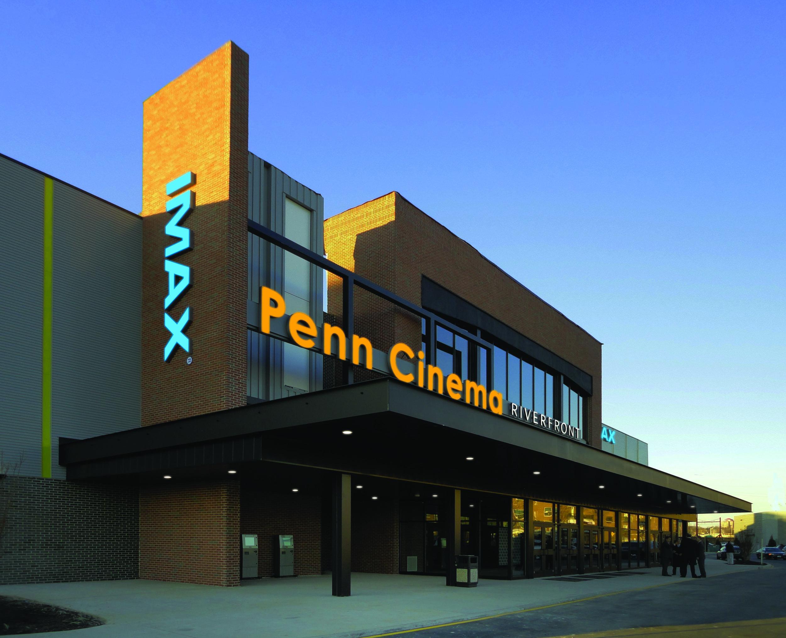 Penn Cinema & IMAX Theater at Wilmington Riverfront, DE