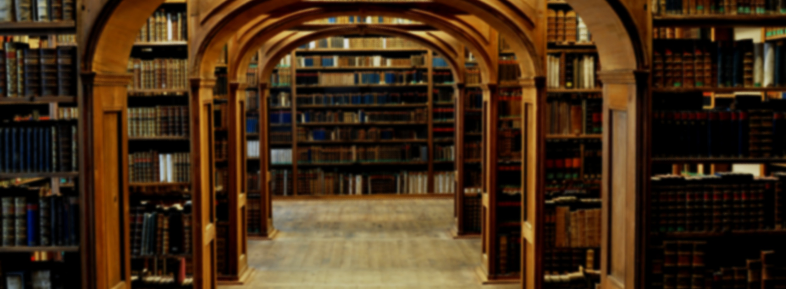 The library -