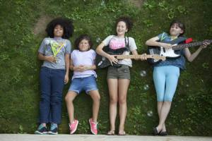 watch Sparkly Rockers Club Band perform Girls Rock   here  !