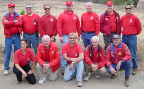2002 VCSAR Dive Team
