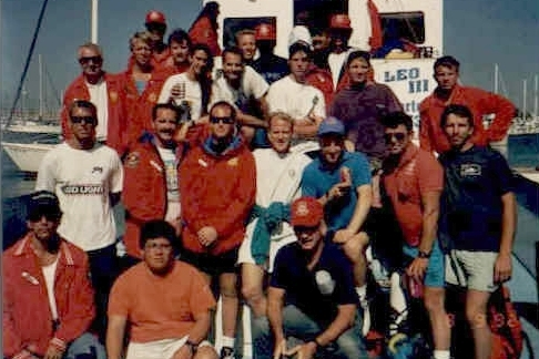 1992 VCSAR Dive Team