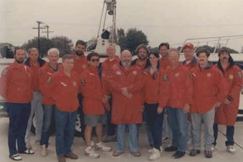 1994 VCSAR Dive Team