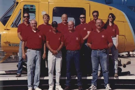 1997 VCSAR Dive Team