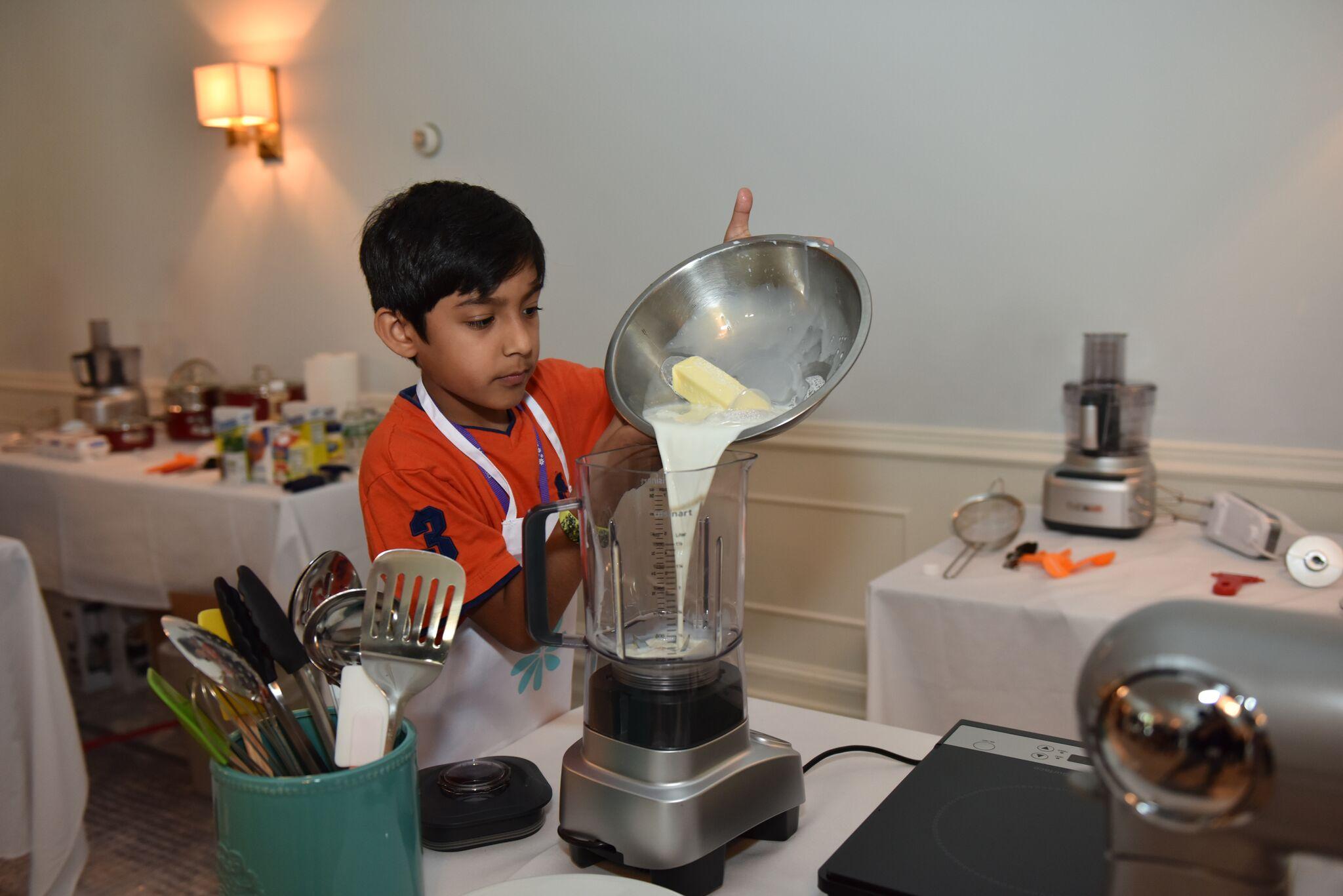 Macaroni Kid Cooking Challenge