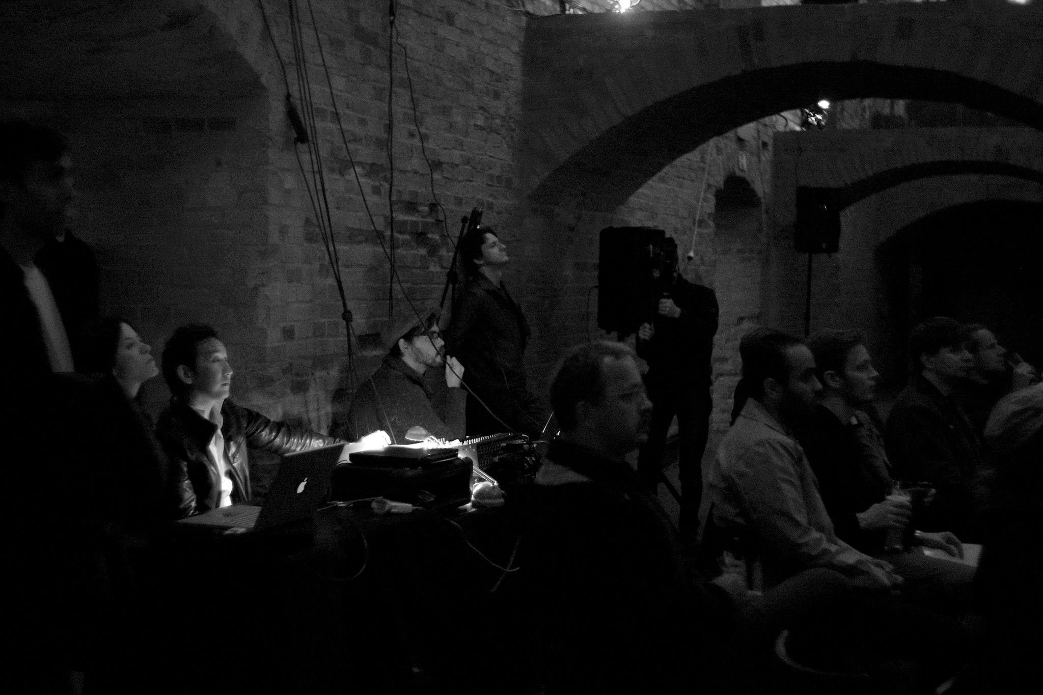 Sinus Ton  – Magdeburger Tage der Elektroakustischen Musik, October 2012, Magdeburg, Germany.  World premiere  of   Impetus Angularis  .