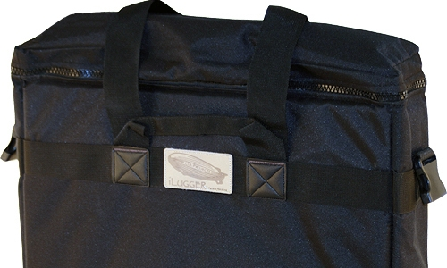 iLugger Bags - The ultimate all-in-one. Now with an ultimate carrying case