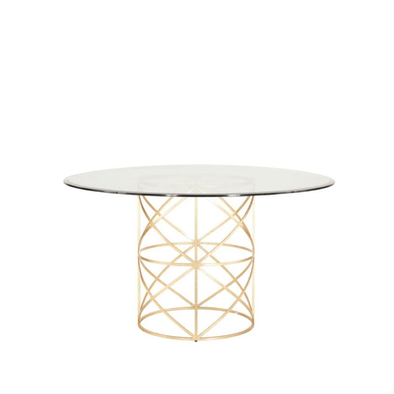 "ROSE CAKE TABLE   48"" diameter x 30""h"