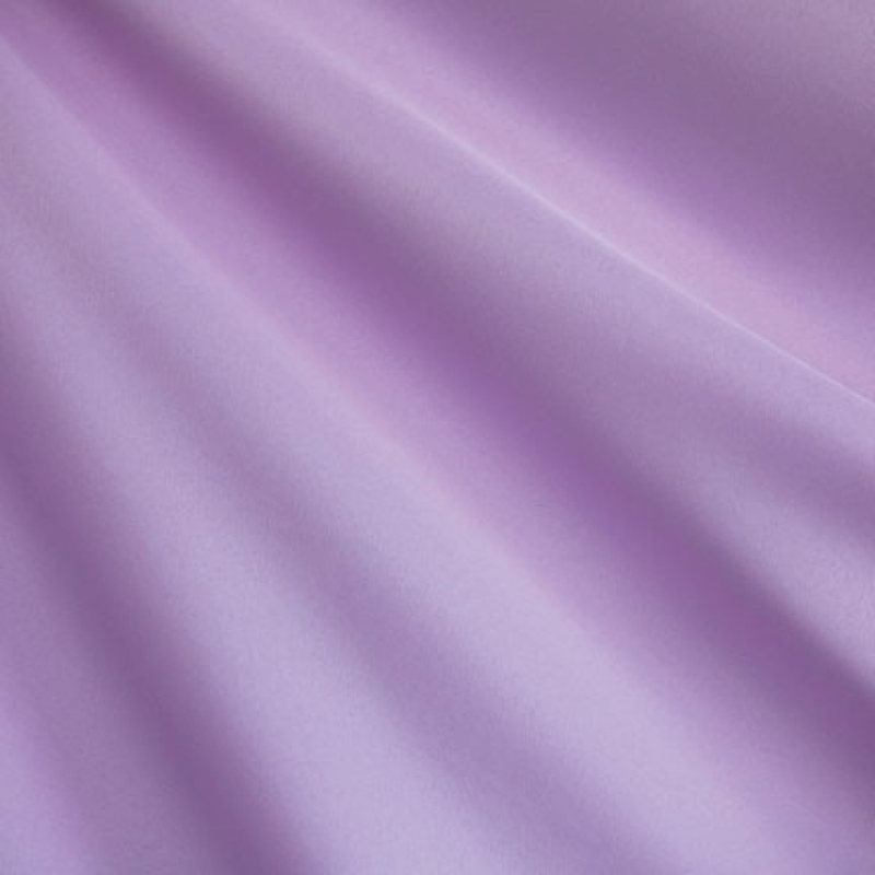 "LILAC POLY LINEN   available in: 20""x20"" square napkin, 96"" round, 108"" round, 120"" round, 132"" round, 60""x120"" long, 90""x132"" long, 90""x156"" long, 72""x72"" square, 90""x90"" square"