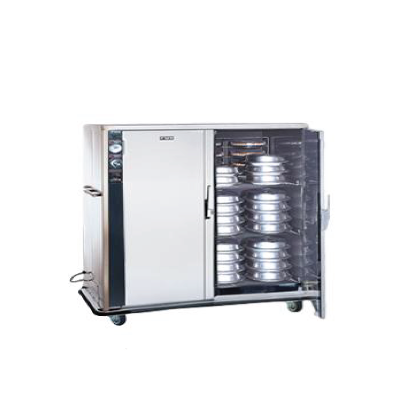 ELECTRIC PLATE WARMING CABINET   available capacities: 108 plates, 120 plates, 144 plates