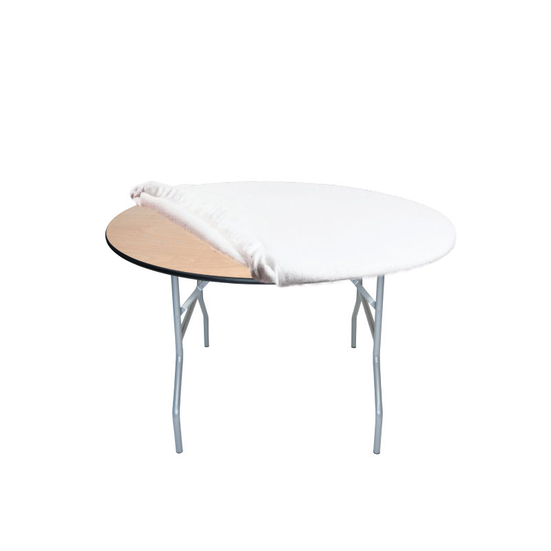 """TABLE PADS     available in: 30"""" round, 36"""" round, 48"""" round, 60"""" round, 72"""" round, 18""""x6' rectangular, 18""""x8' rectangular, 30""""x4' rectangular, 30""""x6' rectangular, 30""""x8' rectangular, 4'x8' estate, 4'x'4 square, 5'x5' square"""
