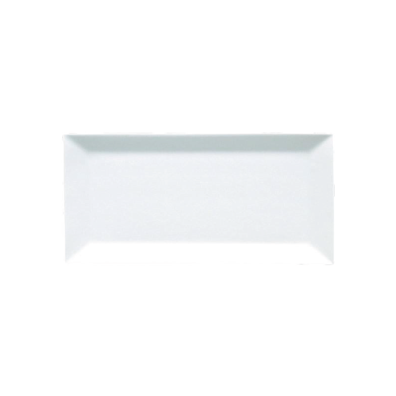 "RECTANGULAR PLATE   available in: 11"" x 7"""