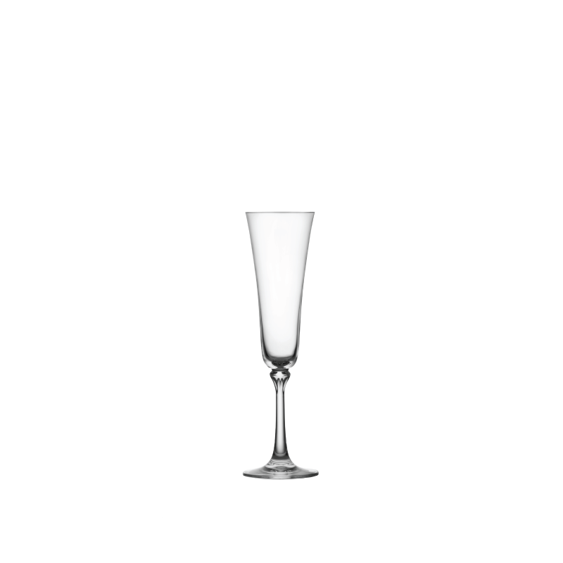 CHARLOTTE CHAMPAGNE FLUTE   available in: 7.3 ounce