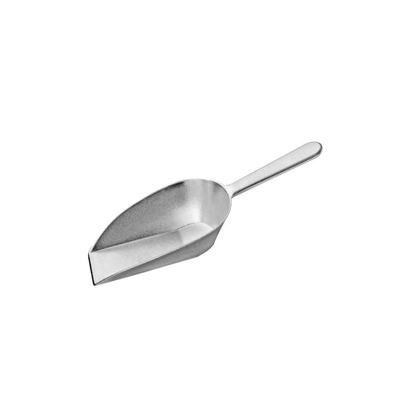 ALUMINUM ICE/CHIP SCOOP   available in: 16 oz