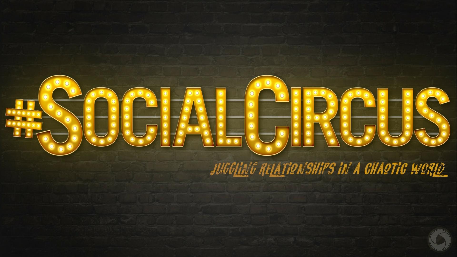 #SocialCircus -