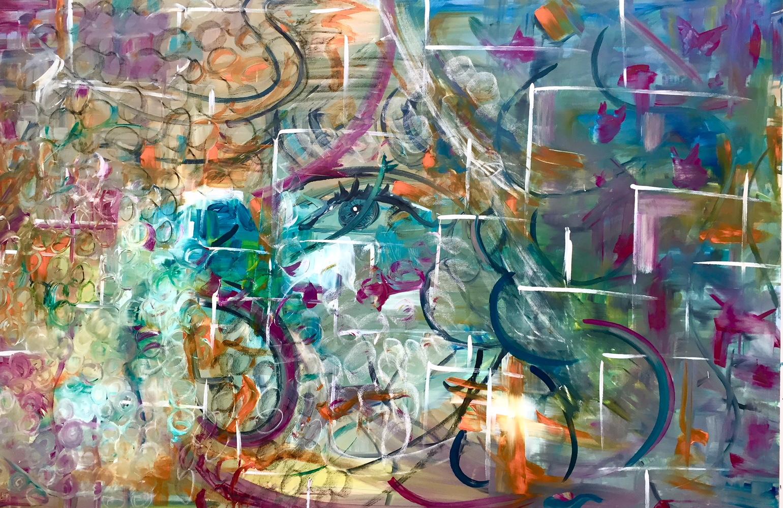 'Rolling Hills' (2018) - Julia Adams, Duncan Mckellar, Bea Kayani + Prerna Chandiramani