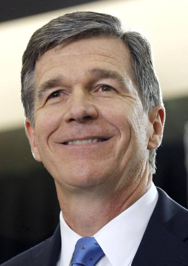 Roy Cooper, North Carolina