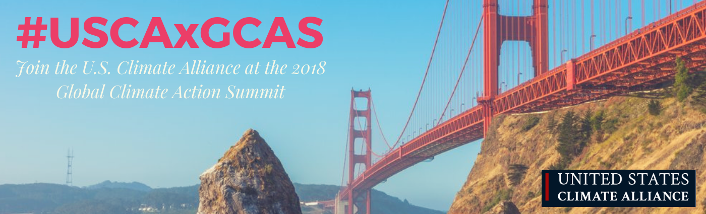 Global Climate Action Summit / San Francisco, California, September 2018