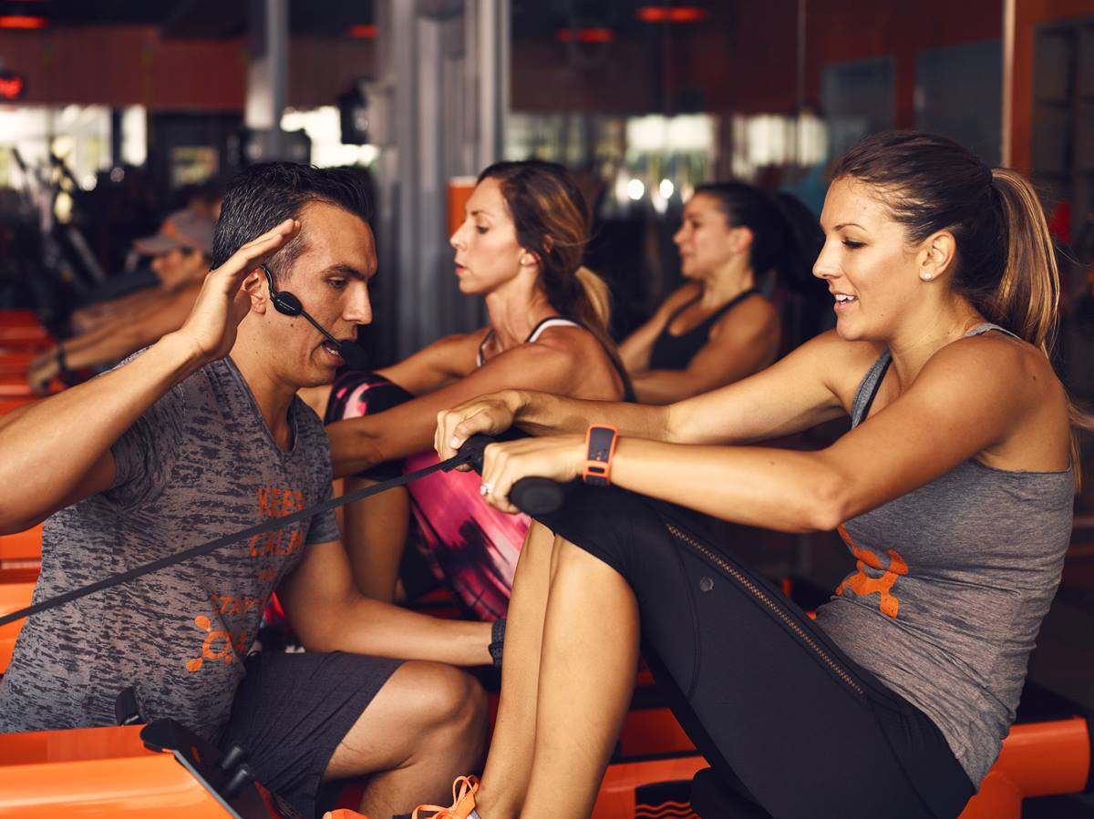 Orange Theory Fitness *  Downstairs at RiverWalk   *Residents receive significant membership discounts