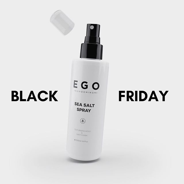 ⚪⚫ USE CODE: BLACKFRIDAY18 ⚪⚫ To get your FREE SEA SALT SPRAY with any order until Monday!  HOW TO CLAIM:  1. Add any item to your cart  2. Add a Sea Salt Spray to your Cart  3. Use code: BLACKFRIDAY18 at the checkout  Tap to shop ☝️ | #shapeyours |