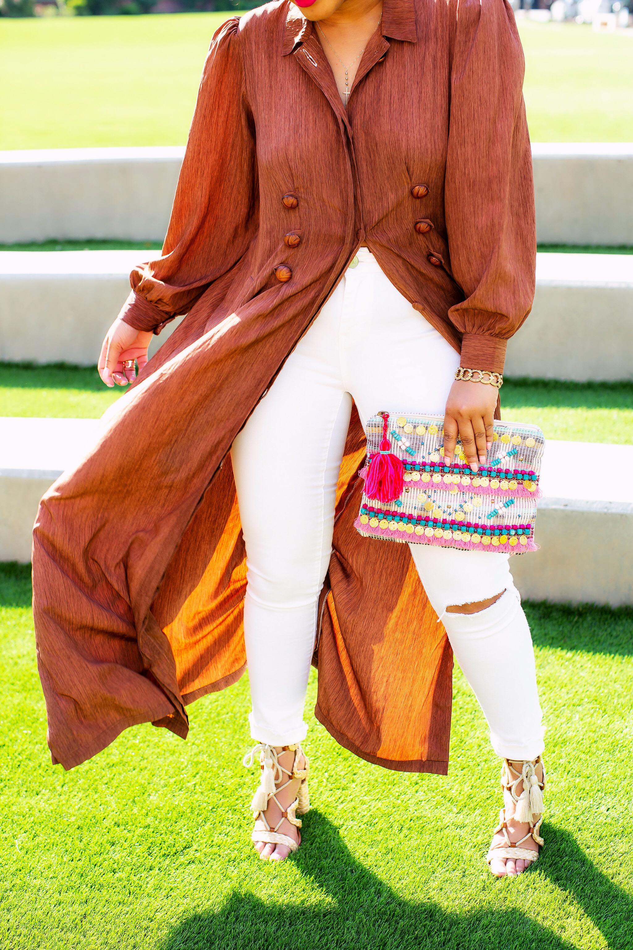 White Jeans - J Brand (TJ Maxx) -  similar white denim