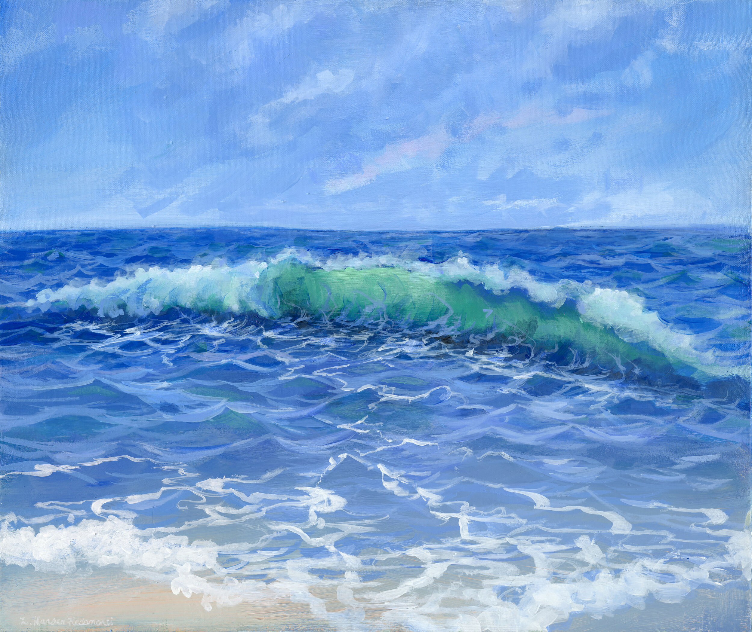 """Ocean Study of Waves and Surf"""