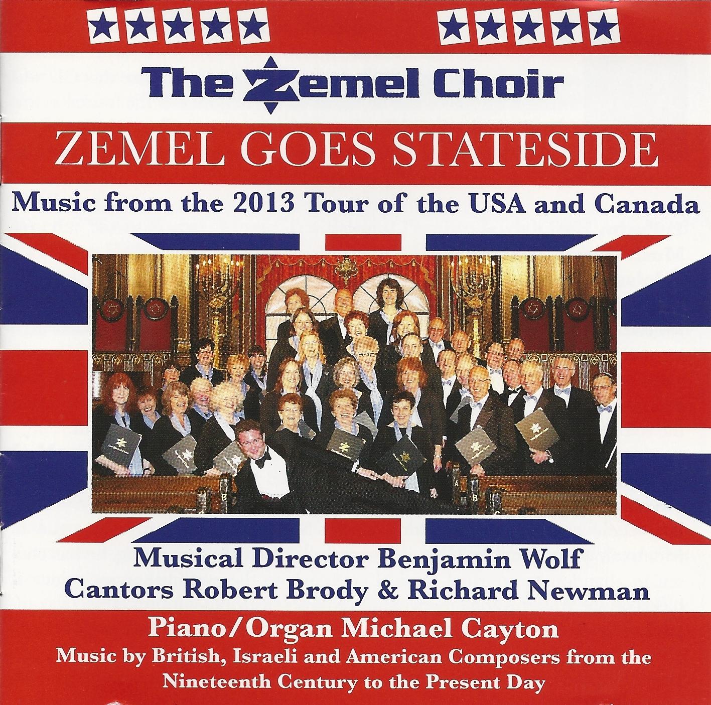 Zemel Goes Stateside -