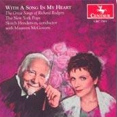 Maureen McGovern and theNew York Pops - Skitch Henderson, conductor