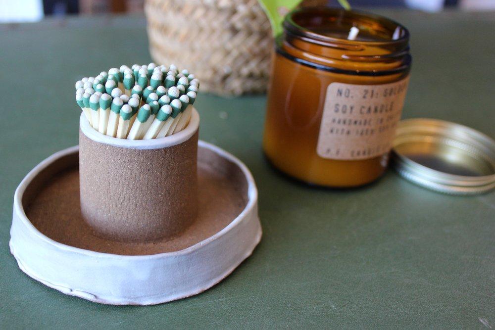 Greenwings Ceramics: Striker Dish