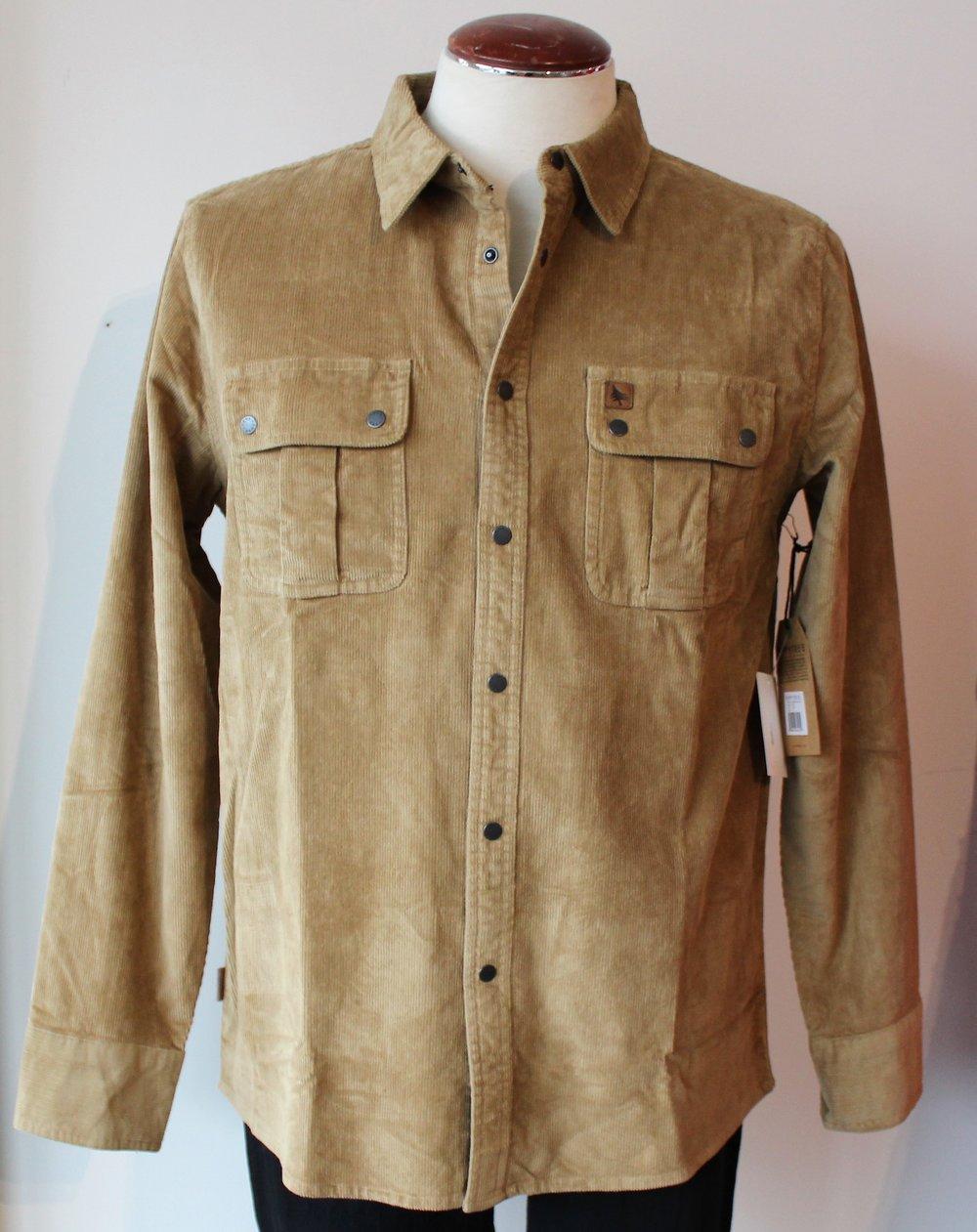 Hippy Tree: Odessa Woven Shirt