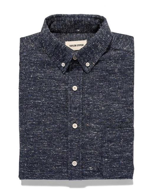 The Jack in Navy Donegal