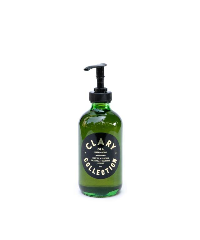 Clary Collection: Bath + Body Oil