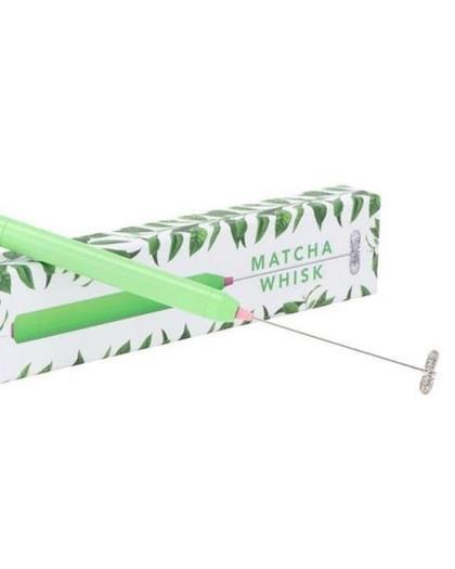 Dovetail Press: Matcha Whisk