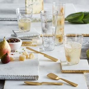 Cordoba Brass Cheese Tools