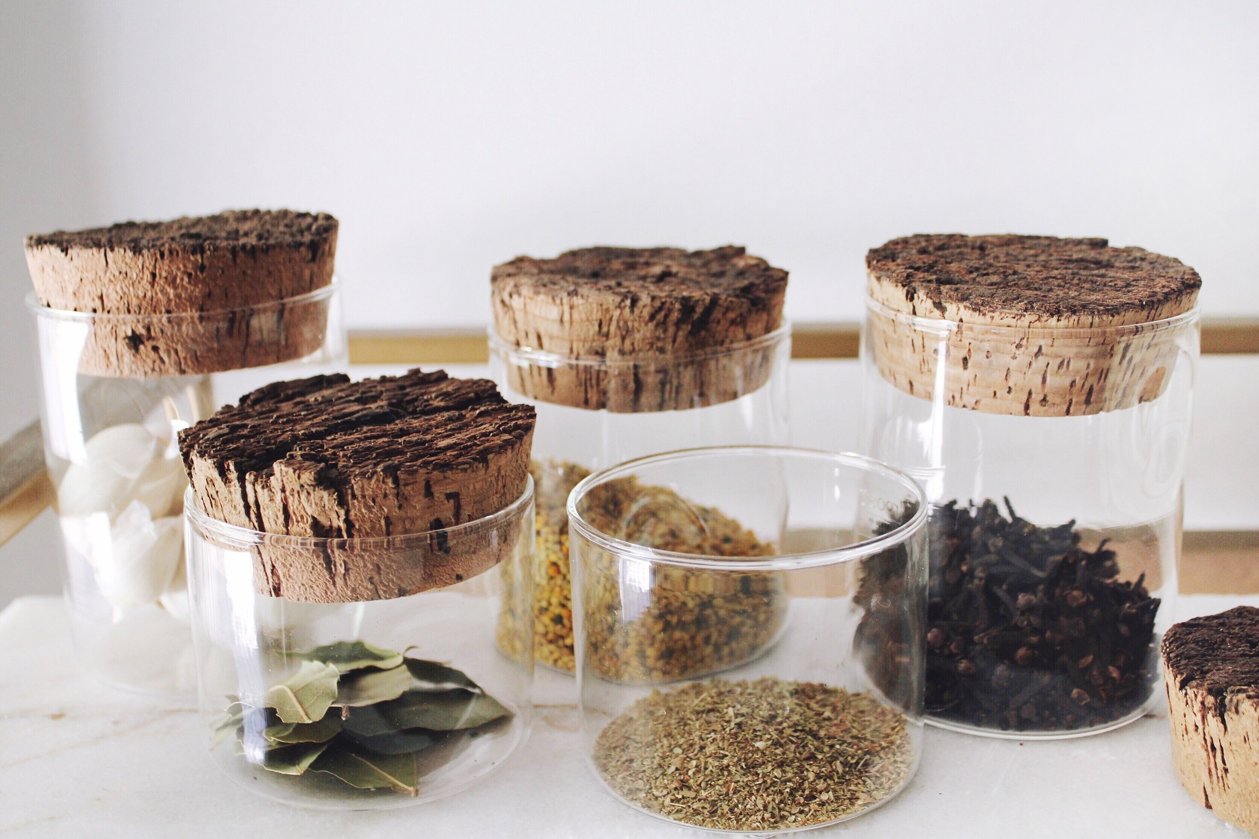 Roost: Corked Canisters