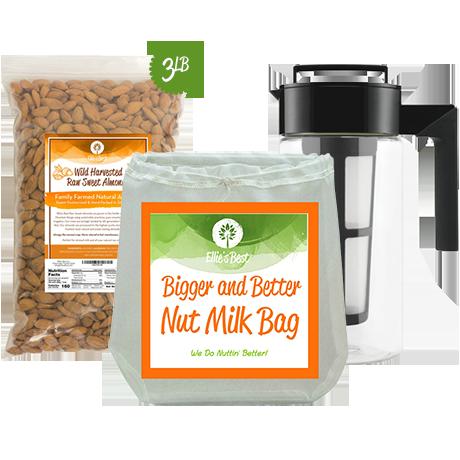 Nut Milk Starter Kit