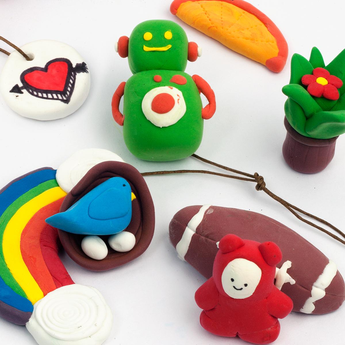 ArtsBot: Clay Craft Kit